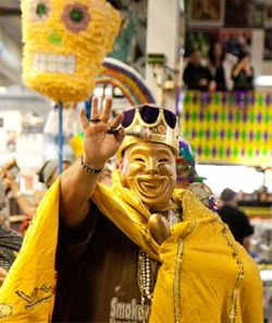 amoeba fat tuesday parade