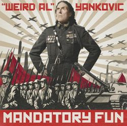 weird al yankovic mandatory fun lp