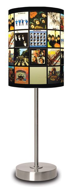 The Beatles - Album Covers (Lamp)