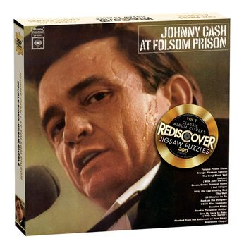 Johnny Cash - At Folsom Prison (Jigsaw Puzzle)