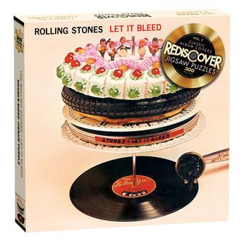 The Rolling Stones  - Let It Bleed (Jigsaw Puzzle)