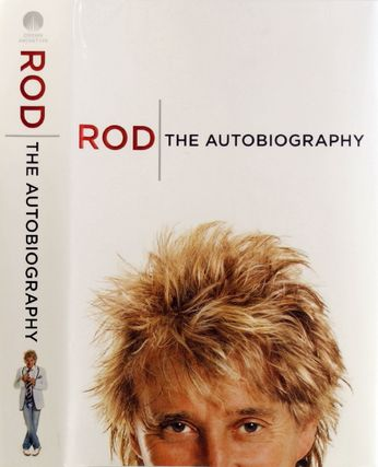 Rod Stewart - Rod: The Autobiography [Signed] (Book)