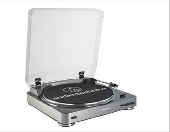 Audio Technica AT-LP60 USB LP-to-Digital Recording System Turntable