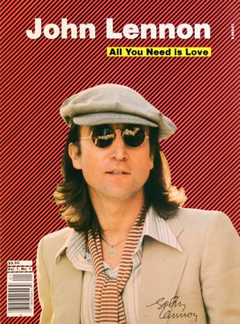 John Lennon - John Lennon: All you Need Is Love (Magazine)