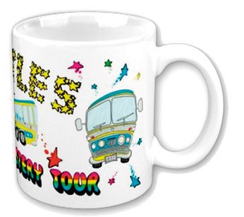 The Beatles - Magical Myster Tour (Mug)