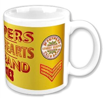The Beatles - Sgt. Pepper's Lonely Hearts Club Band (Mug)