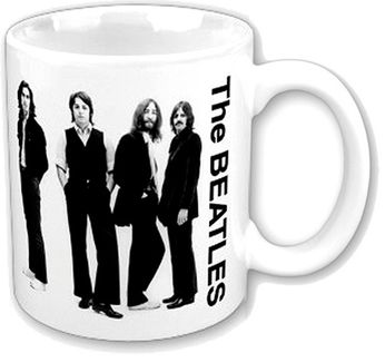 The Beatles - White (Mug)
