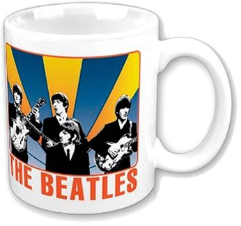 The Beatles - Shine Behind (Mug)