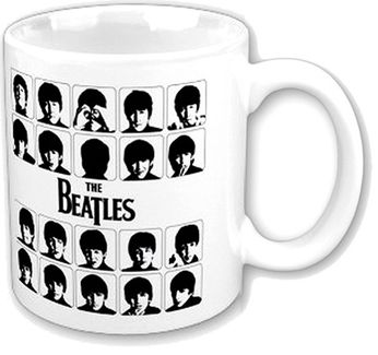 The Beatles - A Hard Day's Night (Mug)