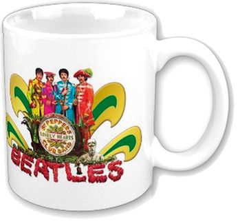 The Beatles - Sgt. Pepper's Lonely Hearts Band (Mug)