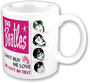 The Beatles - Can't Buy Me Love (Mug)