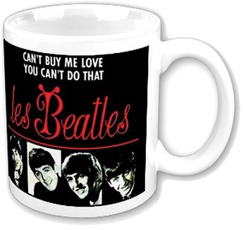 The Beatles - Les Beatles (Mug)