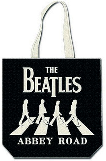 The Beatles - Abbey Road [Black] (Tote Bag)
