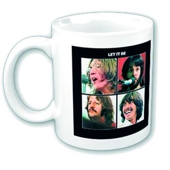 The Beatles - Let It Be (Mug)