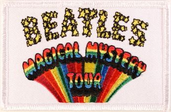 The Beatles - Magical Mystery Tour (Patch)