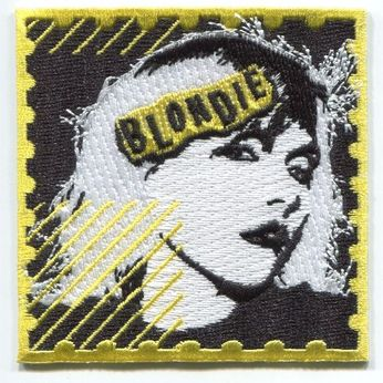 Blondie - Debbie Harry (Patch)