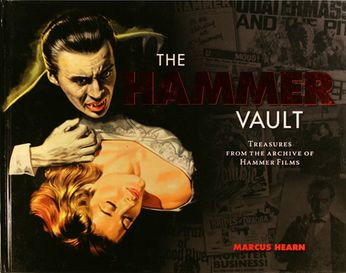 Marcus Hearn - The Hammer Vault (Book)
