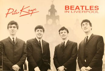 The Beatles / Peter Kaye - Beatles In Liverpool (Book)