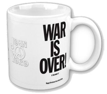 John Lennon - War Is Over (Mug)