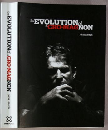 John Joseph - The Evolution Of A Cro-Magnon (Book)