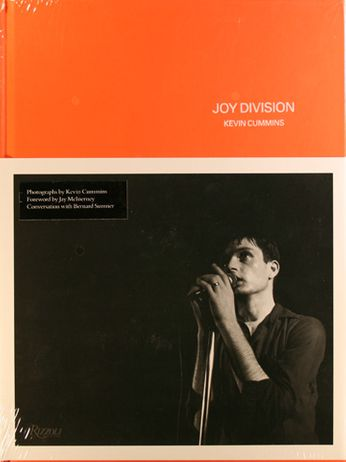 Joy Division / Kevin Cummins - Joy Division (Book)