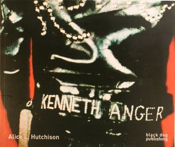 Alice L. Hutchison - Kenneth Anger  (Book)