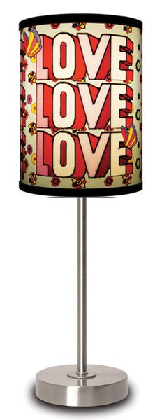 The Beatles - Love Love Love (Lamp)