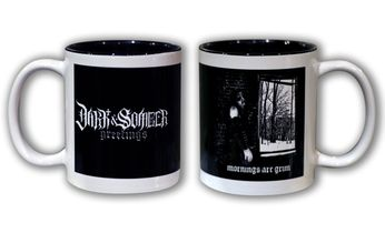 Dark & Somber Greetings - Mornings Are Grim (Mug)
