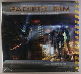Pacific Rim - Man, Machines & Monsters (Book)