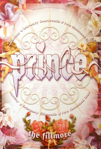 Prince - The Fillmore - February 14-15, 2004 (Poster)