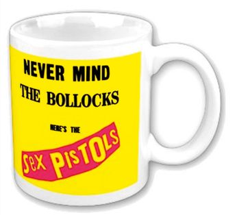 Sex Pistols - Never Mind (Mug)