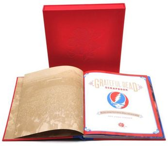 Grateful Dead / Ben Fong-Torres - Grateful Dead Scrapbook (Book + DVD)