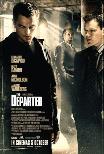 The Departed - The Departed (Movie Poster)