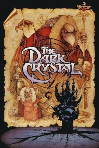 The Dark Crystal (Movie Poster)
