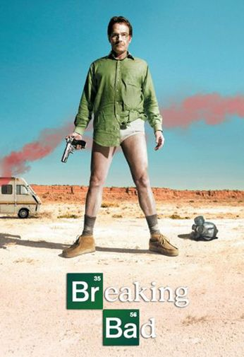Breaking Bad Walter White Season 1 (Poster)