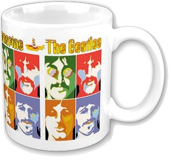 The Beatles - Sea of Science (Mug)