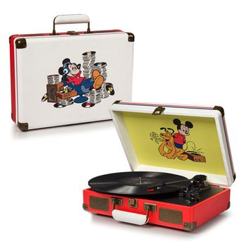 Disney Crosley Cruiser Record Store Day 2016 Turntable