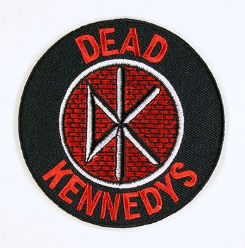 Dead Kennedys - Circular Logo (Patch)