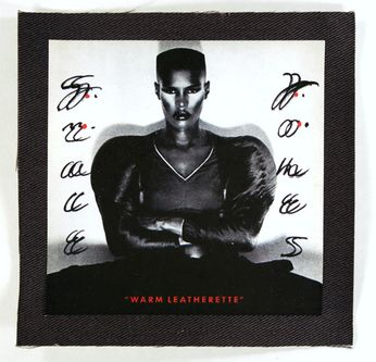 Grace Jones - Warm Leatherette 12