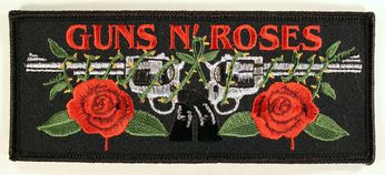 Guns N Roses - Pistols & Roses Patch
