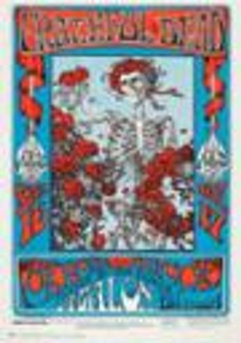 Grateful Dead - Avalon Ballroom (Poster)