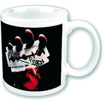 Judas Priest - British Steel (Mug)