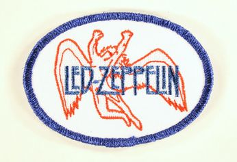 Led Zeppelin - Oval Logo (Patch)