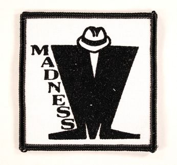Madness - Zoot Suit Logo (Patch)