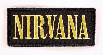 Nirvana - Logo (Patch)