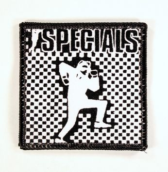 The Specials - Skankin' Checkerboard (Patch)