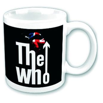 The Who - Pete Townsend Leap (Mug)