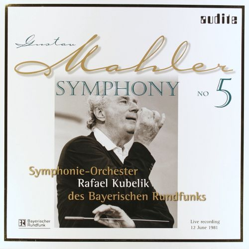 Gustav Mahler - Rafael Kubelik - 10 Symphonien