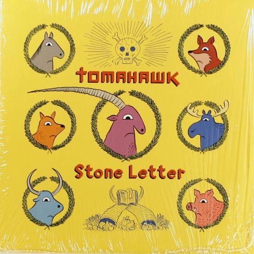 Tomahawk Stone Letter Black Friday Vinyl 7 Quot Amoeba