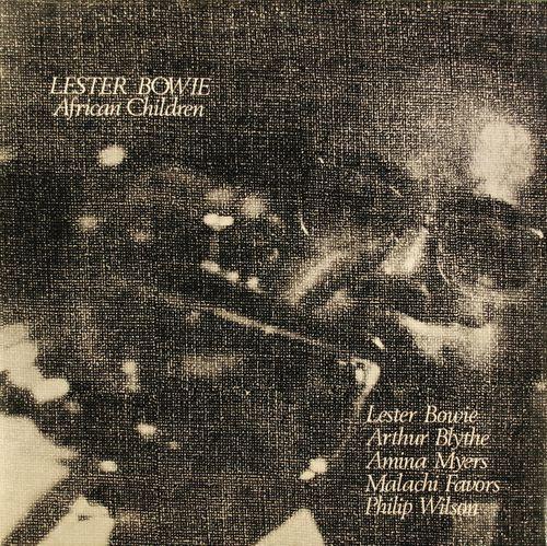 Lester Bowie Phillip Wilson Duet